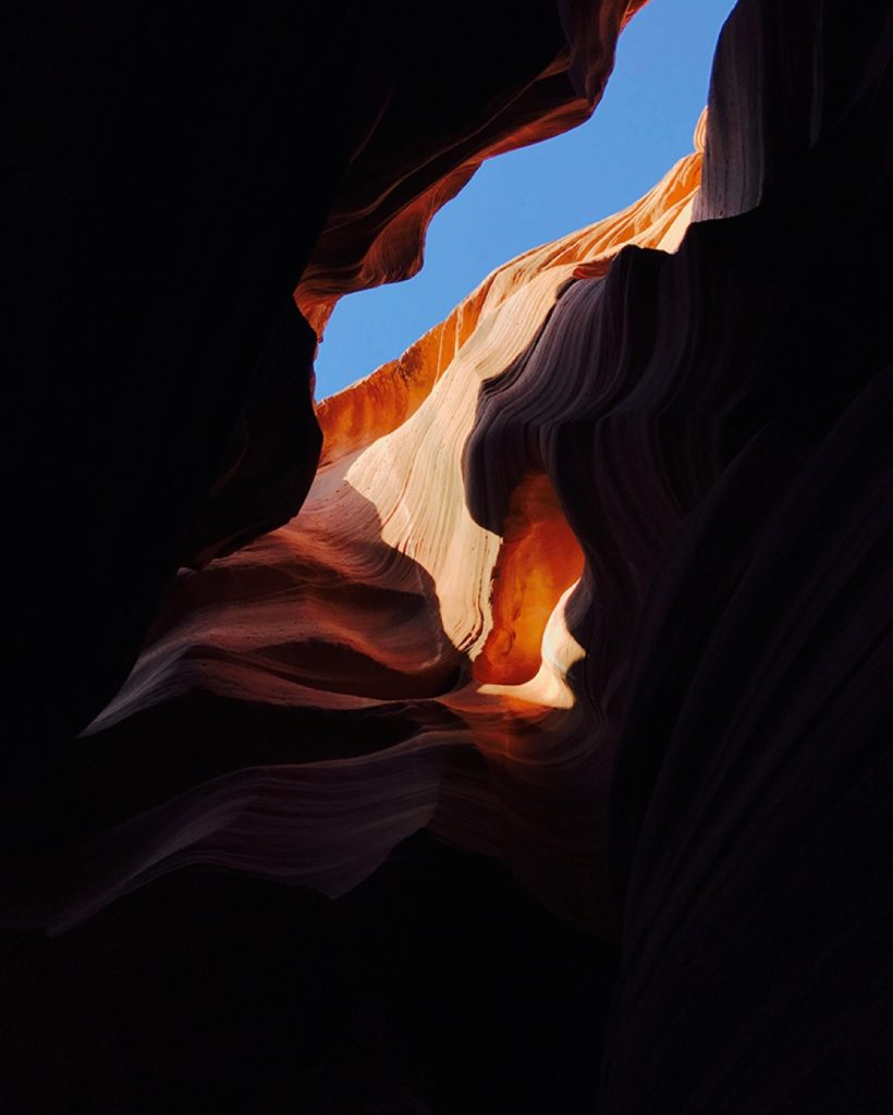 Leading Change Case studies - Antelope Canyon