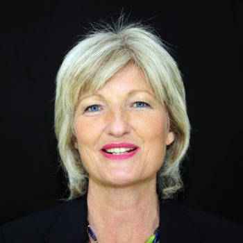 Photo of Frances Goodman Executive Coach Leading Change Limited