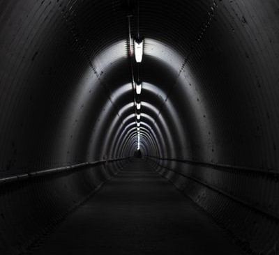 A internal picture of London's super sewer